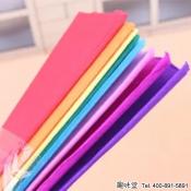 【必备】彩色皱纹纸